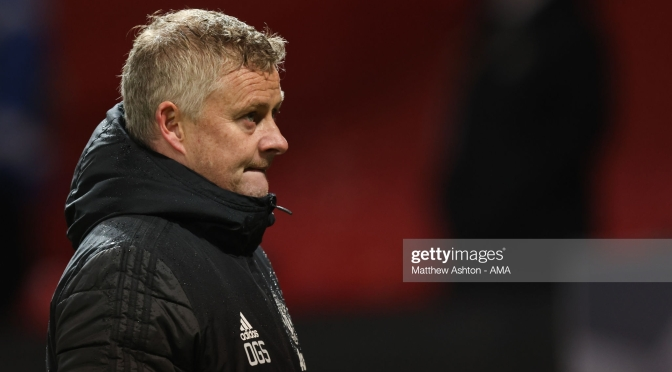Ole Gunnar Solskjaer's lack of in-game management costs Man United again