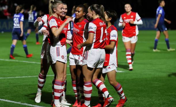 Arsenal Women are a force to be reckoned with and serious title contenders