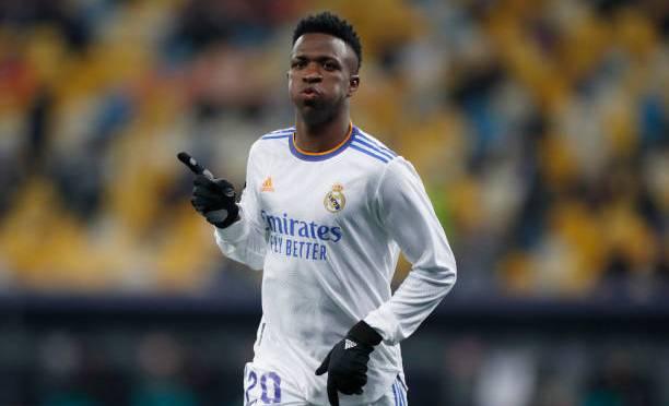Vinicius Jr is having his Real Madrid breakthrough