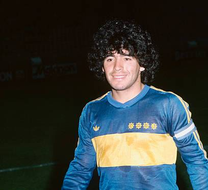 Barcelona to play Boca Juniors in first ever 'Maradona Cup' match