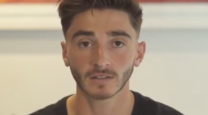 Australian Josh Cavallo becomes first openly gay male footballer